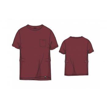 Winora T-Shirt ZollEngelbertZoll Herren bordeauxrot, Gr. XXXL preview image