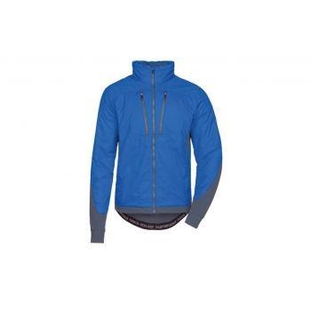 VAUDE Mens Minaki Jacket hydro blue Größe XXXL preview image