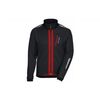 VAUDE Mens Kuro Softshell Jacket II black Größe XXXL preview image