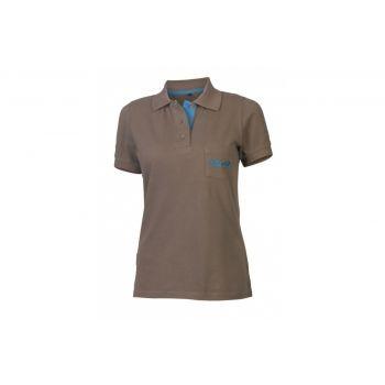 XLC - Poloshirt XLC Damen JE-C15 anthrazit Gr. L preview image