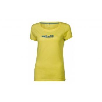 XLC - T-Shirt XLC Damen JE-C14 gelb Gr. L preview image