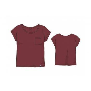 Winora T-Shirt ZollEngelbertZoll Damen bordeauxrot, Gr. M preview image