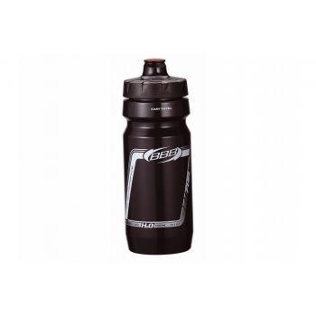 BBB Wasserflasche AutoTank BWB-11 schwarz-silber 550ml selbstschließendes Ventil preview image