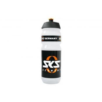 SKS - Trinkflasche SKS Small Kunststoff 500 ml, transparent mit SKS Logo preview image