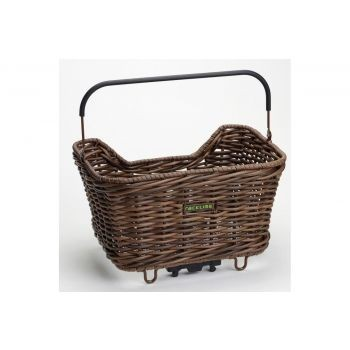 System Korb Racktime Baskit Willow 20ltr 43x31x24,5cm, braun, inkl. SnapitAdapter preview image