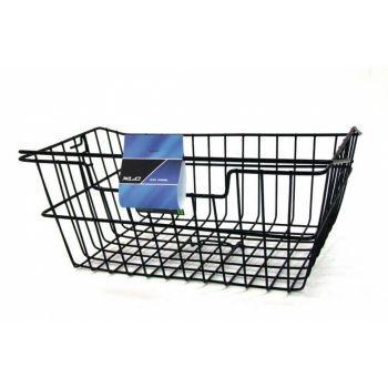 Einkaufskorb Basil für Gepäckträger schwarz, weitmaschig (auf XLC Karte) preview image