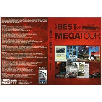PROPS - Best of Mega Tour, DVD, Video-DVD, BMX DVD preview image