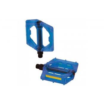 XLC - XLC Plattform-Pedal PD-M16 blau transparent preview image