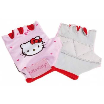Diverse - Handschuhe Hello Kitty unisize, pink mit Motiv preview image