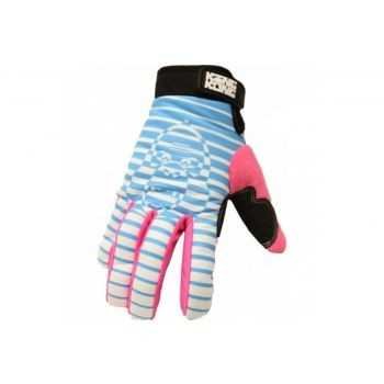 King Kong - Illusion glove blue, Handyschuh, kids M preview image