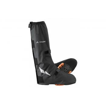 VAUDE Bike Gaiter long black Größe 44-46 preview image