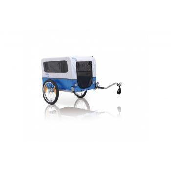 XLC - Fahrradanhänger XLC Doggy Van Mod.2014 16Zoll m.Seitendeichsel mit 1 Uni-Kupplung! preview image