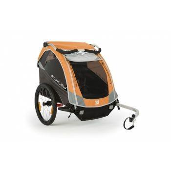 Burley - Fahrrad-Kinder-Anhänger Burley D`Lite Modell 2016 orange preview image