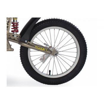 ZweiPlusZwei - Laufrad BOB IBEX mit Bereifung und Schnellspanner preview image