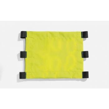 ZweiPlusZwei - Sonnensegel f. Kinderanhänger 1-Sitzer für XLC/737, gelb preview image