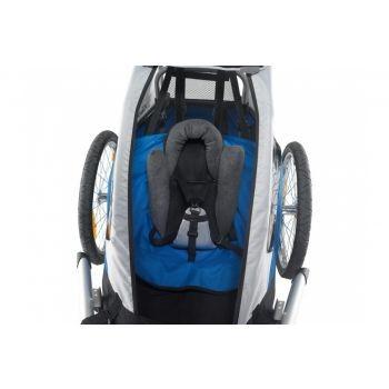 ZweiPlusZwei - Sitzstütze für Kinderanhänger für XLC/535/737/KV101/Chariot u. andere preview image