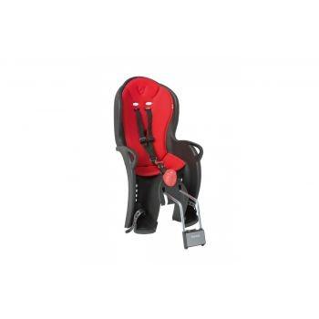 Hamax - Kindersitz Hamax Sleepy schwarz/rot Befestigung Rahmenrohr preview image