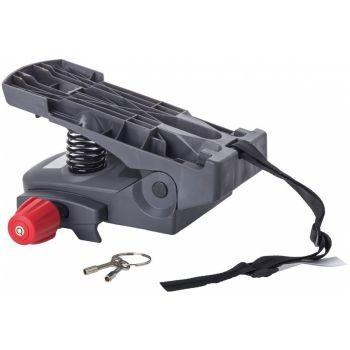Hamax - Gepäckträger-Adapter Hamax grau, für Caress Kindersitz preview image