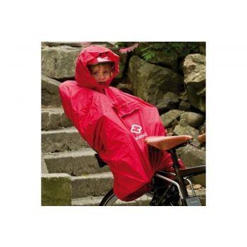 Hamax - Regenponcho Hamax für das Kind im Sitz rot preview image