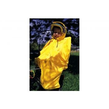 Diverse - Regenschutz Hock Rain-Bow uni/gelb für Kinders. preview image