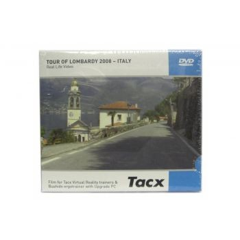 Tacx - DVD Tacx Virtual Reality T 1956.39 Tour de Lambardy, Italien preview image