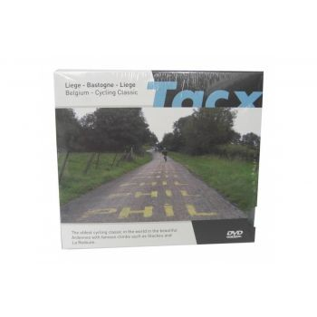 Tacx - DVD Tacx Virtual Reality T 1956.82 Liege-Bastone-Liege-Belgien preview image