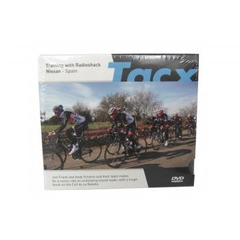 Tacx - DVD Tacx Virtual Reality T 1957.19 Training mit Radioshack-Nissan preview image