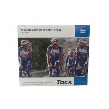 Tacx - DVD Tacx Virtual Reality T 1957.15 Training mit Quick Step preview image