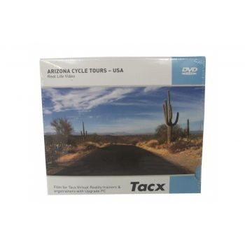Tacx - DVD Tacx Virtual Reality T 1956.61 Arizona Cycletours - USA preview image