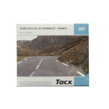 Tacx - DVD Tacx Virtual Reality T 1956.48 Etap 2010 Col du Tourmalet preview image