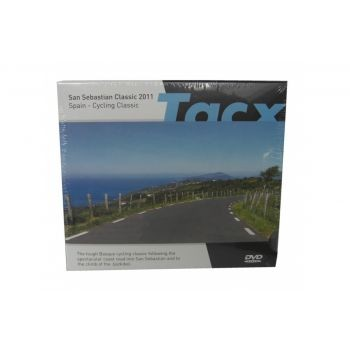 Tacx - DVD Tacx Virtual Reality T 1956.63 San Sebastian Classic 2011 preview image