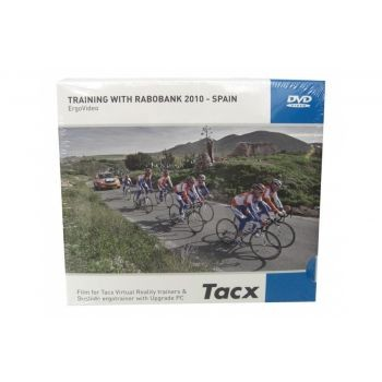 Tacx - DVD Tacx Virtual Reality T 1957.10 Trainig mit Rabobank 2010 preview image