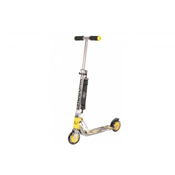 Hudora - City Scooter Big Wheel Hudora Alu 5Zoll 125 gelb 125mm preview image