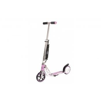Hudora - City Scooter Big Wheel Hudora Alu 7Zoll 180 lila 180mm preview image