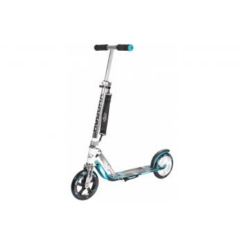 Hudora - City Scooter Big Wheel Hudora Alu 8Zoll 205 türkis 205mm preview image
