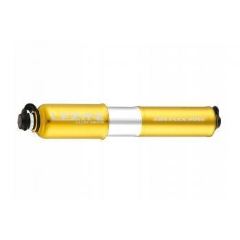 Lezyne Minipumpe CNC Alloy Drive Small, gold-glänzend 90PSI, 16,6cm preview image