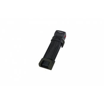 Faltschloss Trelock Trigo L mit Halter FS 300/100, schwarz,mit Kunststoffhalter preview image