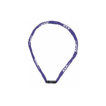 Kettenschloss Axa Rigid RCC 120 Länge 120cm,3,5x3,5 violett preview image