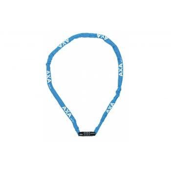 Kettenschloss Axa Rigid RCC 120 Länge 120cm,3,5x3,5 blau preview image