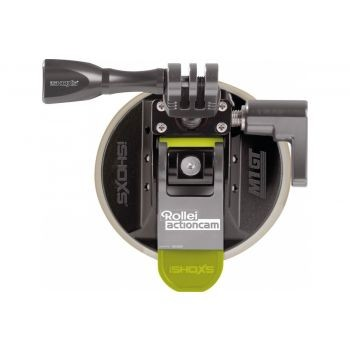 Rollei - Saugnapf-Halterung M1 f. Rollei aluminium, schwarz preview image