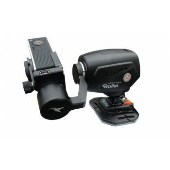 Rollei - Elektr. Steadycam eGimbal G1 Rollei schwarz, für GoPro Hero 4/3/3+ preview image