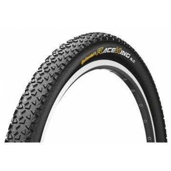 Continental Fahrradreifen Race King Pro Tection faltbar 27.5x2.20 Zoll Etrto 55-584 schwarz/schwarz Skin preview image