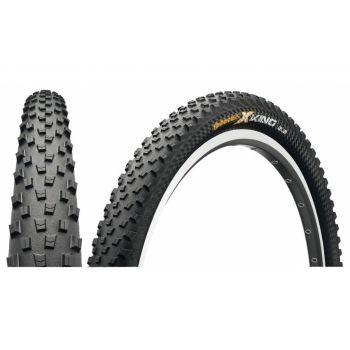 Continental Fahrradreifen X-King ProTection faltbar 27.5x2.20 Zoll Etrto 55-584 schwarz/schwarz Skin preview image