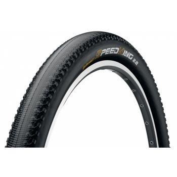 Continental Fahrradreifen Speed King II 2.2 RS faltbar 27.5x2.20 Zoll Etrto 55-584 schwarz/schwarz Skin preview image