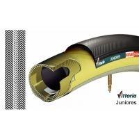 Schlauchreifen Vittoria Juniores 24 - 21mm schwarz/transparent preview image