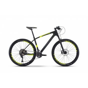 Haibike - GREED HardSeven 4.0 22-G XT mix 17 Haibike carbon/neon gelb matt Rh50 preview image