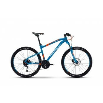 Haibike - SEET HardSeven 3.0 27-G Deore mix 17 Haibike blau/orange/weiß Rh 50 preview image
