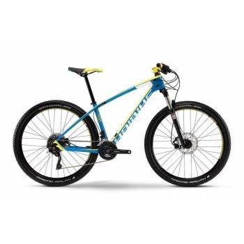 Haibike Fahrrad Life 7.80 27.5 Zoll 20-G XT mix blau/gelb/weiß RH 40 preview image