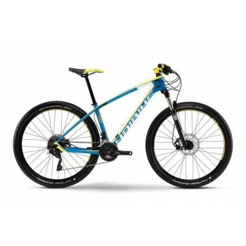 Haibike Fahrrad Life 7.80 27.5 Zoll 20-G XT mix blau/gelb/weiß RH 35 preview image