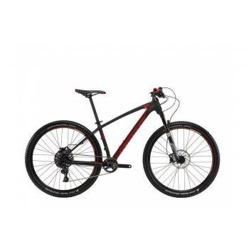 Haibike Fahrrad Freed 7.30 27.5 Zoll Alu 11-G GX1 schwarz matt/rot/schwarz RH 40 preview image